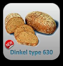 DINKEL Spelt flour type 630