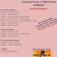 Dança do Ventre Gama - DF contact information