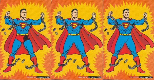 ¿Qué Superman parece más dotado?