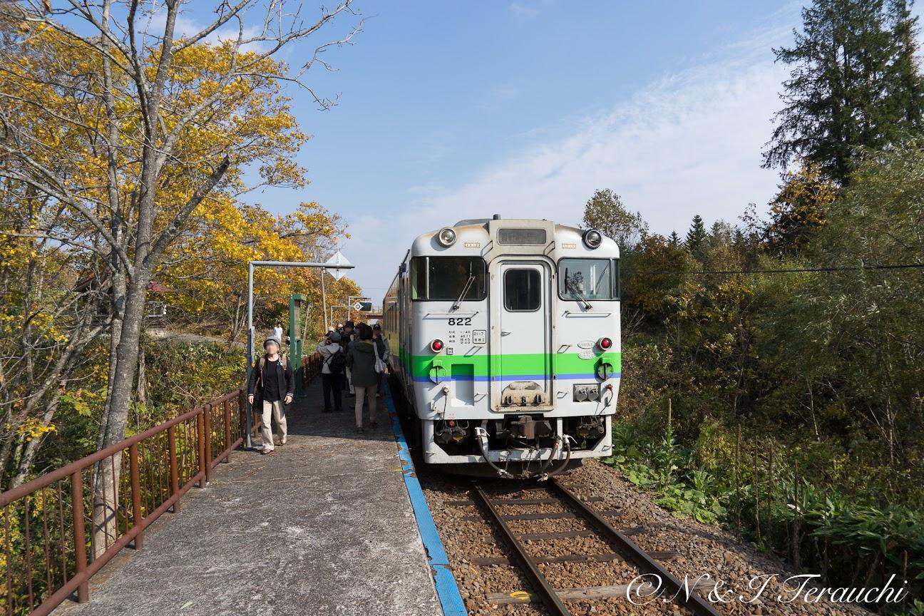 学園都市線「豊ヶ岡駅」下車