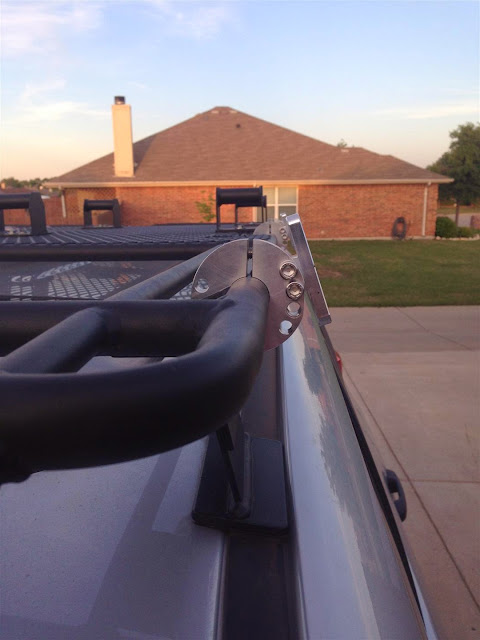 Arb 2500 Awning Screen Room Installed On 5th Gen 4runner