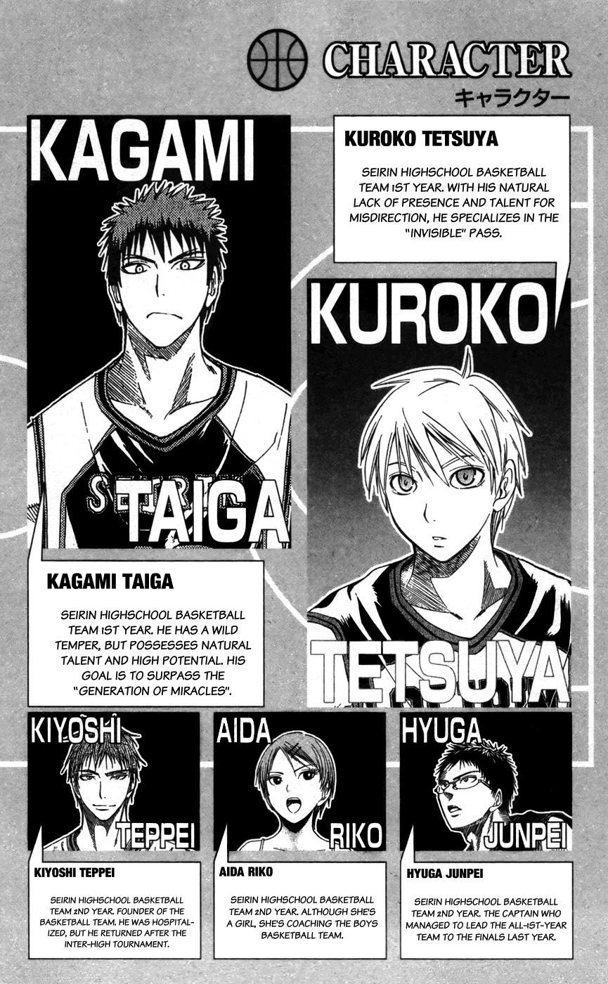 Kuroko no Basket Manga Chapter 136 - Image 04