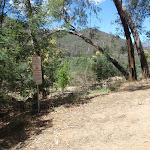 Half-way Flat camping area