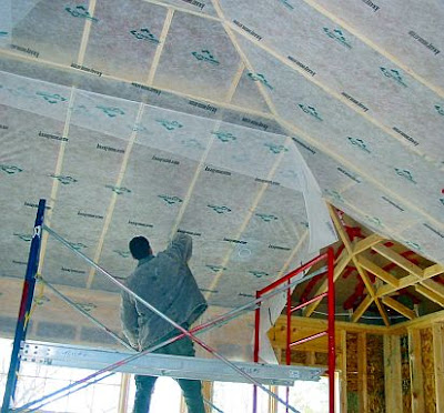 Muskoka Insulation Experts Blow In Blanket System Pictures