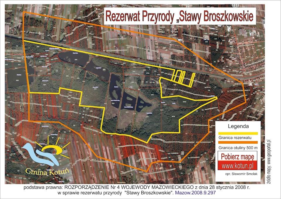 Rezerwat Stawy Broszkowskie