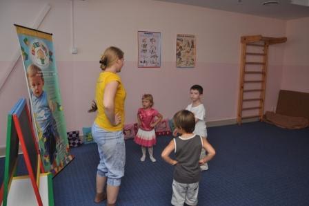 У Львові проводять розвиткові заняття для дітей від 1 року