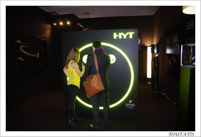 Belles Montres 2012 - HYT - Passion Horlogère