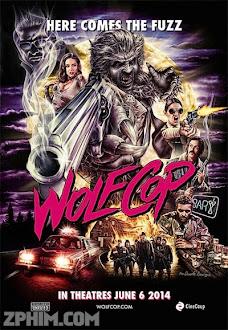 Cảnh Sát Người Sói - WolfCop (2014) Poster