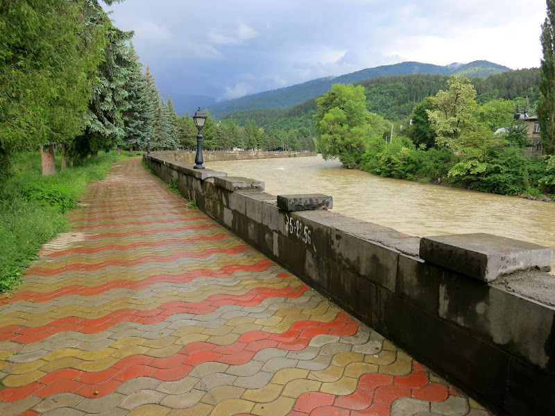 Mtkvari River