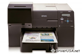 download Epson B-310N Business Color Inkjet printer's driver