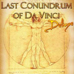 PC Game Last Conundrum of Da Vinci Deluxe