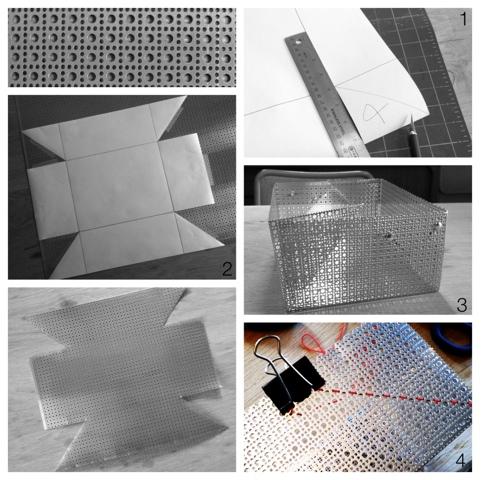 Paperforts Make Sheet Metal Box