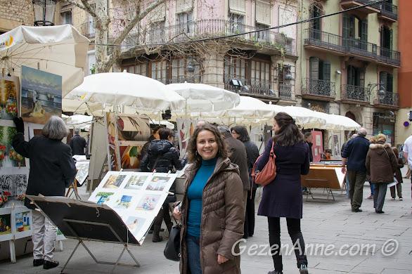 resimlerini satan sanatçılar, Barselona