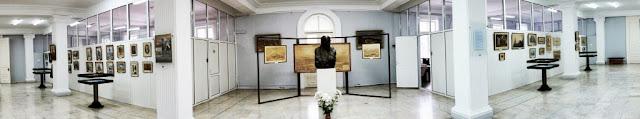 """Expoziția """"A. V. Şciusev. Dăruire fidelă arhitecturii"""""""