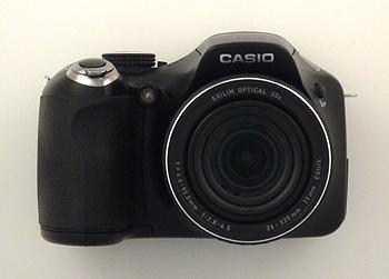 Casio Exilim EX-FH20