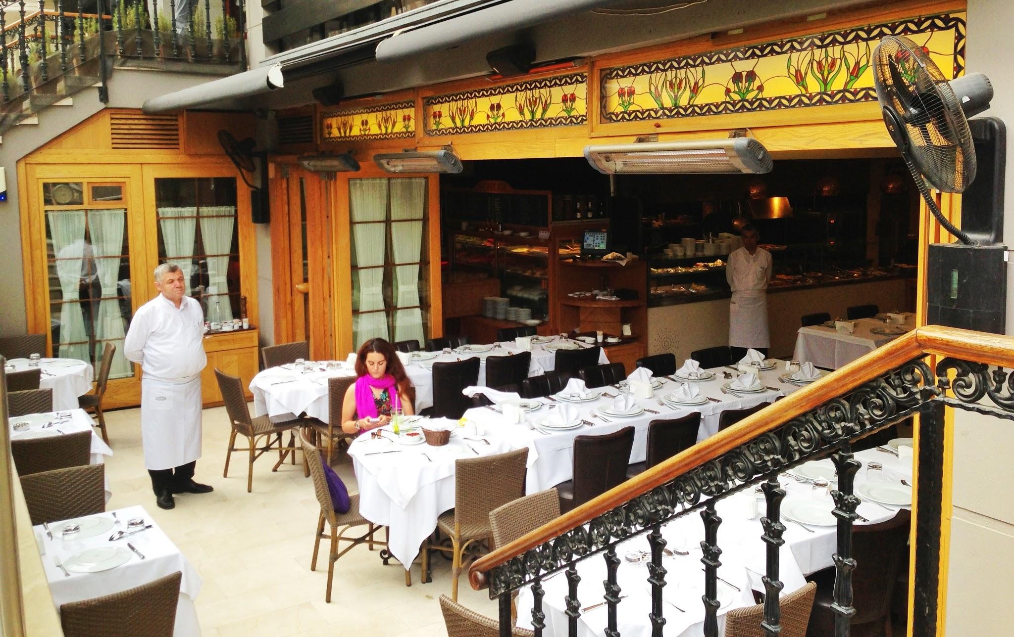 hunkar restaurant istanbul