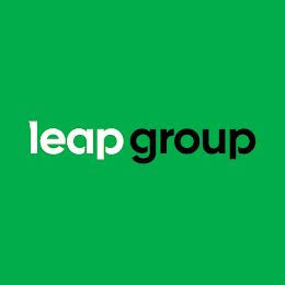 LEAP Agency logo