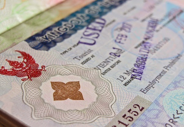 how to get a 60 day tourist visa in thailand