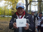 ダイワ ピクシープレゼント 五十嵐プロ 2012-10-28T23:34:40.000Z
