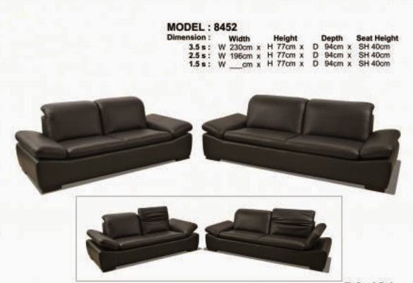 mẫu ghế sofa da thật số 7