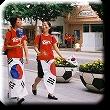 韓国光州W杯