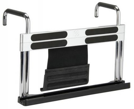Scosche Fitrail Universal Ipad Exercise Equipment Mount