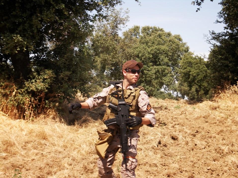 """Fotos de """"THE FINAL WAR"""". La Granja. 23-06-13 PICT0085"""