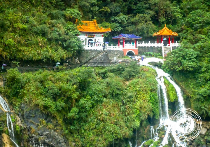 Eternal Spring Shrine Temple, Taiwan's Taroko Gorge. From A guide to visiting Taiwan's biggest attraction: Taroko Gorge