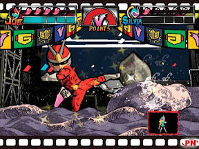 free Viewtiful Joe Battle Carnival for psp