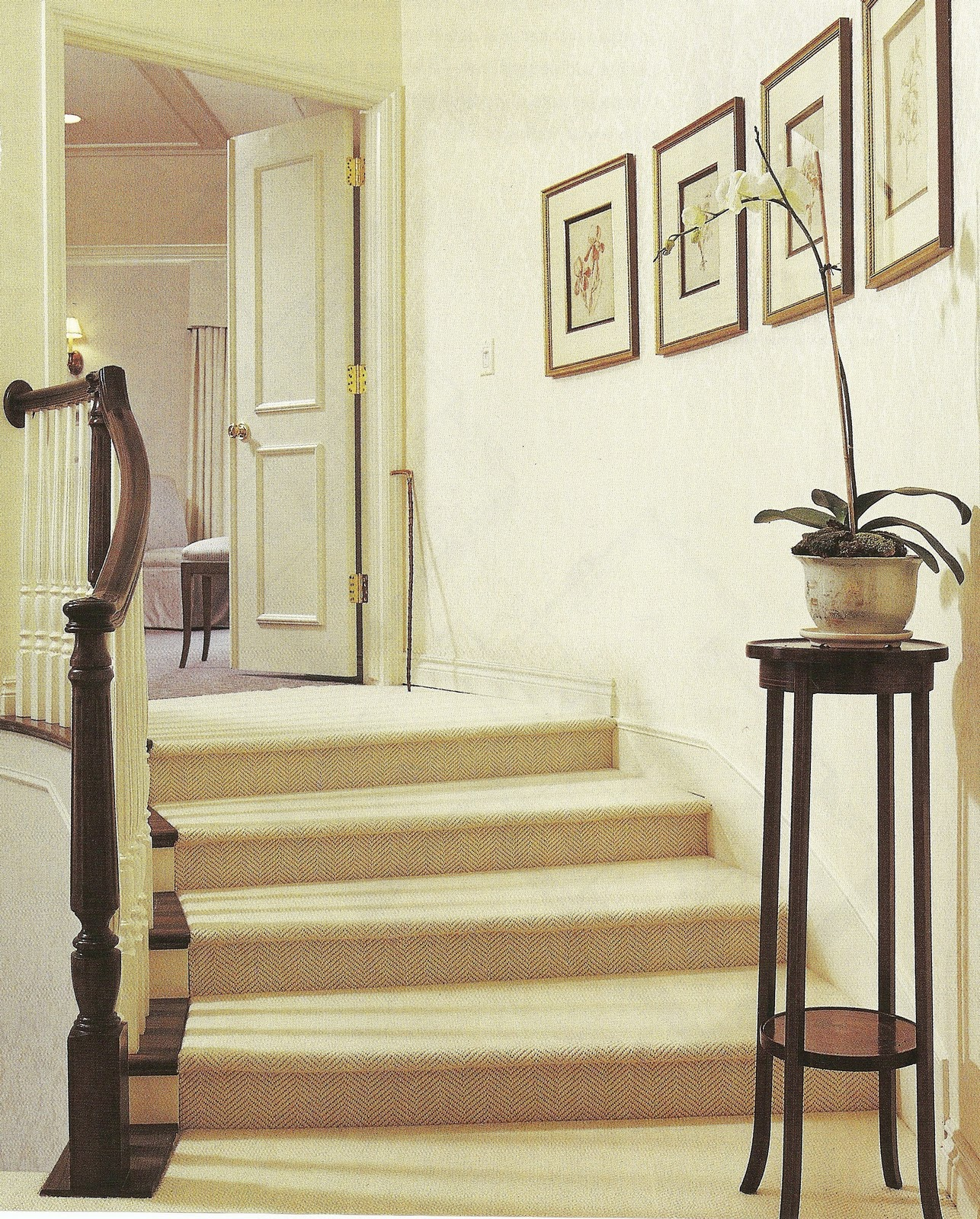 Different Types Of Staircases: Acanthus And Acorn: Stair Runners: A Review Of Both Types