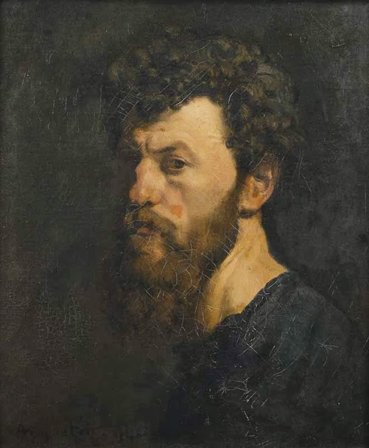 Louis Anquetin - Self-Portrait