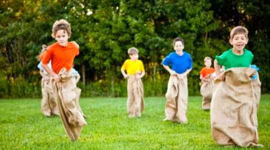 ideas de juegos para fiestas de niños