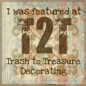 Trash to Treasure Decorating
