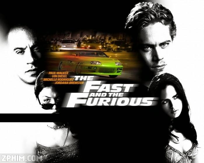 Ảnh trong phim Quá Nhanh Quá Nguy Hiểm - The Fast and the Furious 1