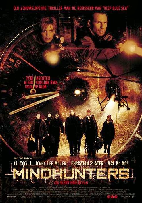 Poster Of Mindhunters (2004) Full Movie Hindi Dubbed Free Download Watch Online At Alldownloads4u.Com