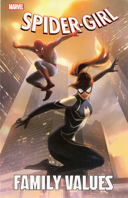 Spider-Girl: Family Values cover