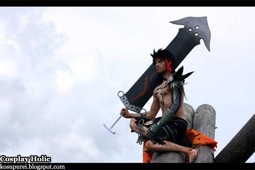 final fantasy x cosplay - jecht