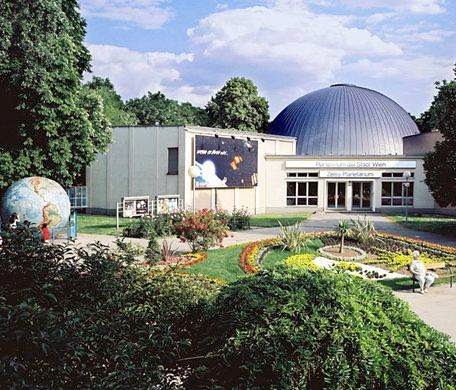 Zeiss Planetarium Wien