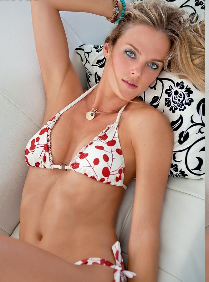 Latest Showing Stills Shannan Click in Hot Bikini Latest