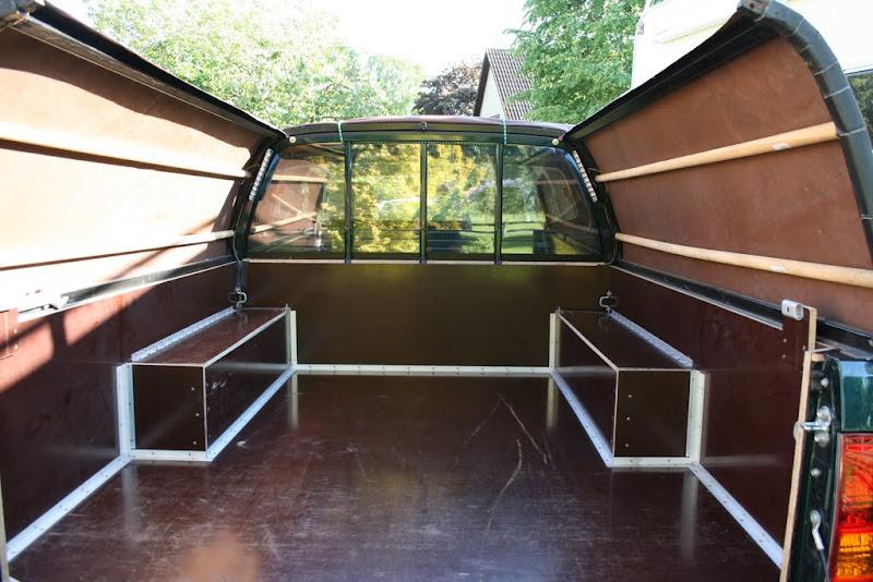 weich top eigenbau pickupforum. Black Bedroom Furniture Sets. Home Design Ideas