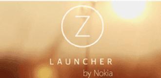 Z Launcher, el lanzador de la antigua Nokia para Android