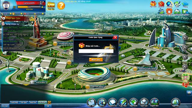 GameLandVN tặng 300 giftcode iPES 1