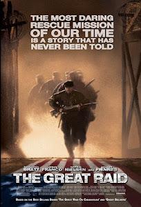 Cuộc Đột Kích Vĩ Đại - The Great Raid poster