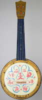 Maccaferri Maestro Plastic Banjolele Circa 1952