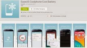 Aplikasi Pendingin Untuk HP atau Smartphone Android