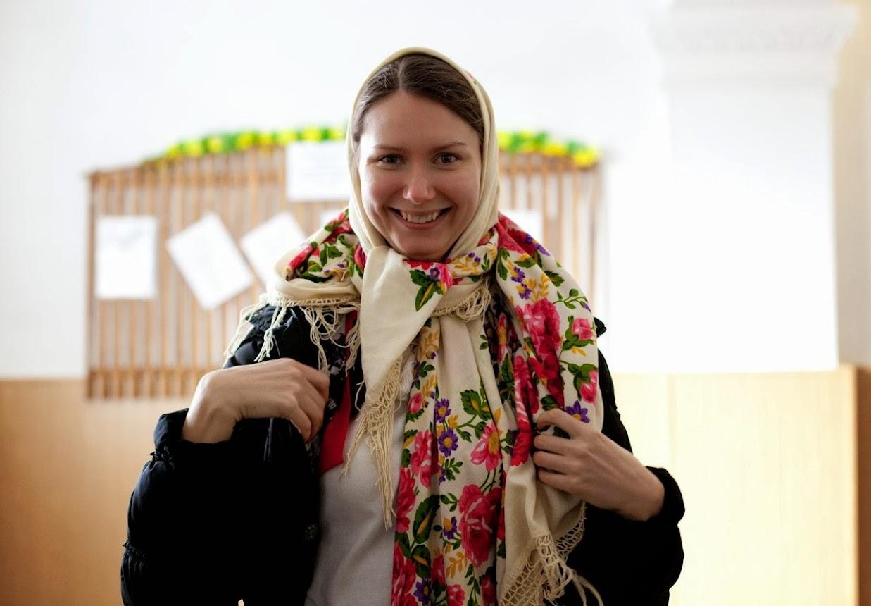 Екскурсовд Ольга Влох, керівник InGreen