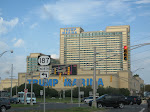My Atlantic City hotel - the Trump Marina Casino Hotel - very nice!