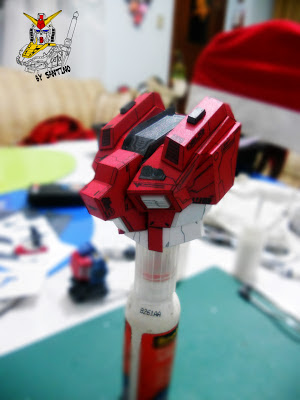 [Jeongyo No. 2] - FA-78 Gundam Light-Type DSCN1407