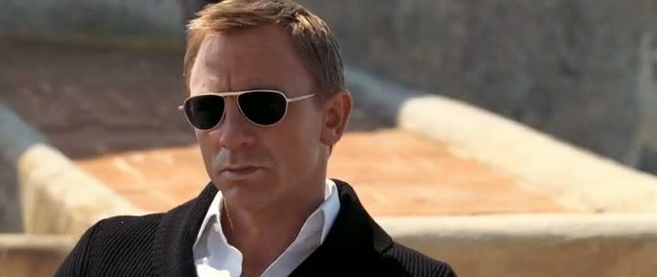 Screen Shot Of Hollywood Movie Quantum of Solace (2008) In Hindi English Full Movie Free Download And Watch Online at Alldownloads4u.Com
