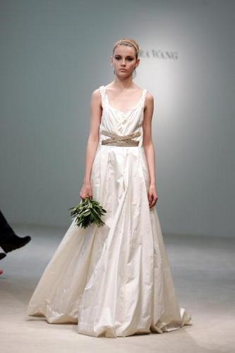 Backless Wedding Dresses Vera Wang 7 Marvelous Vera Wang A Line